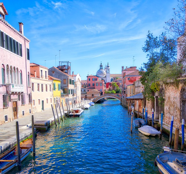 Venice in HDR