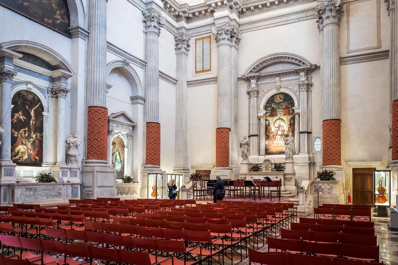 Chiese di San Vidal, Venice, Italy
