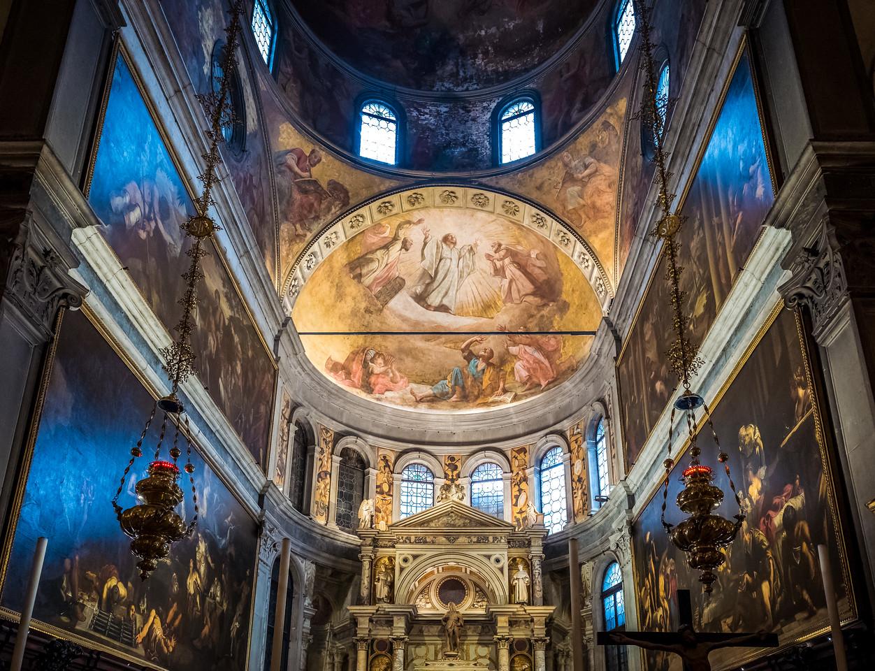 Church in Venice