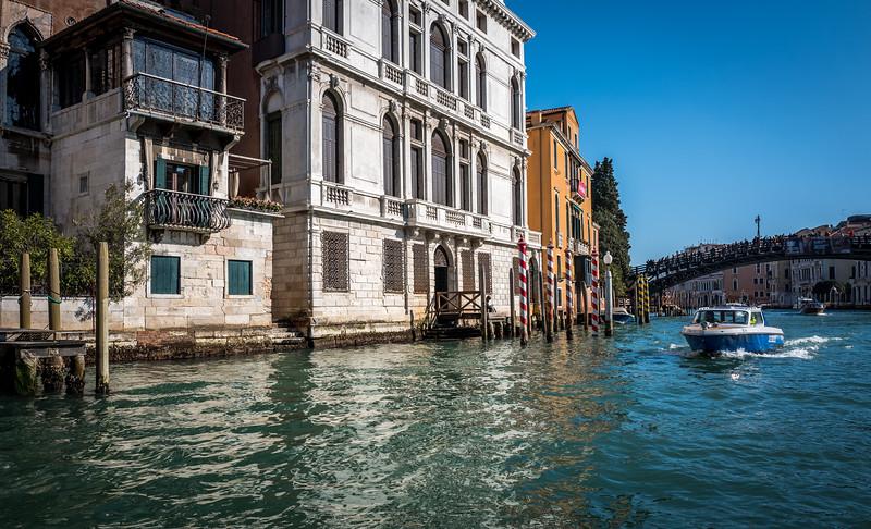 Boat in Venice