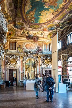 Art gallery in Venice