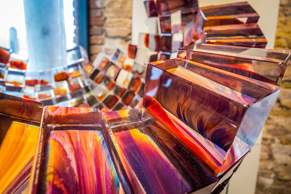 Art in Museum of Glassworks in Murano