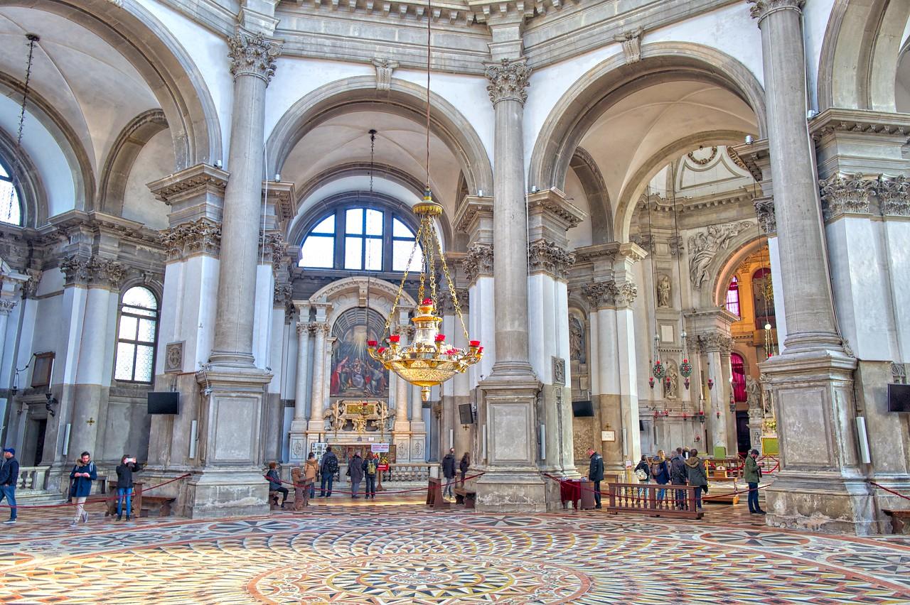 Basilica di Santa Maria, Venice, Italy