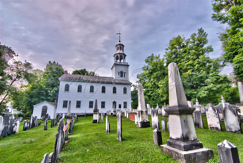 Old First Church, Bennington
