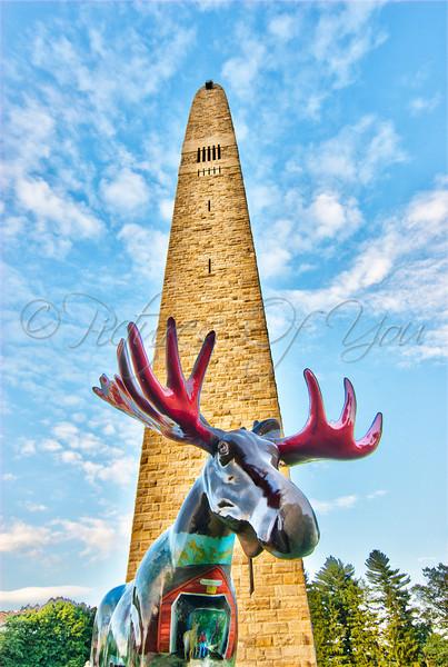 Monument Moose
