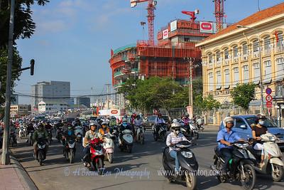 Saigon, Vietnam 2010