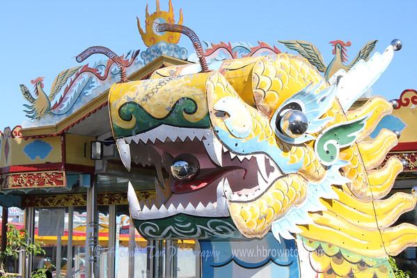 Dragon Boats Head