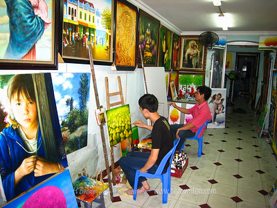 Hanoi Artists