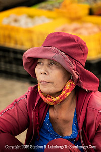 Woman in Market - Copyright 2018 Steve Leimberg UnSeenImages Com _DSC0487