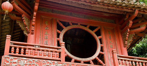 Temple of Literature-Hanoi-Vietnam