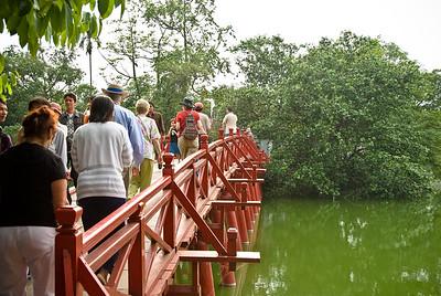 Tran Quoc Pagoda-Hanoi-Vietnam