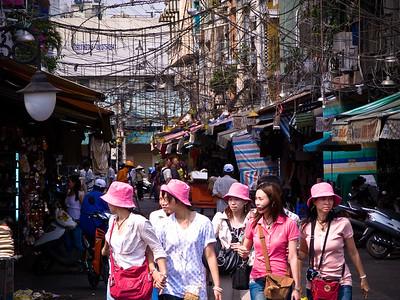 Ben Thanh Market-Ho Chi Minh City-Vietnam