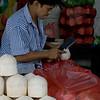 At Ben Thanh Market
