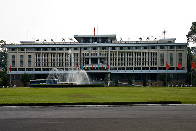 Reunification Palace-Ho Chi Minh City-Vietnam