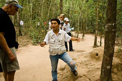 Cu Chi-Ho Chi Minh City-Vietnam