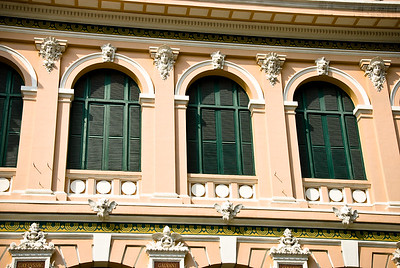 Post Office-Ho Chi Minh City-Vietnam