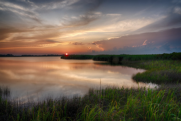 Back Bay Wildlife Refuge, Virginia