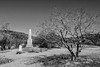 Silver Terrace Cemetery in Virginia City.