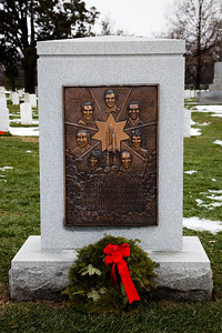Arlington National Cemetery - USS Columbia Memorial