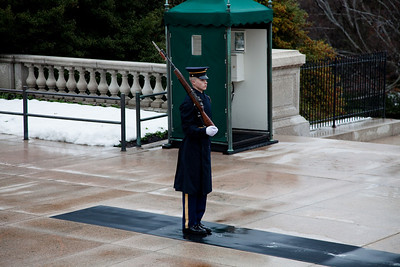 Arlington National Cemetery - Tomb of the Unknowns