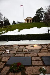 Arlington National Cemetery - John F Kennedy Gravesite