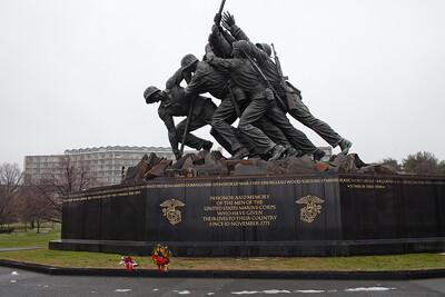 Iwo Jima War Memorial