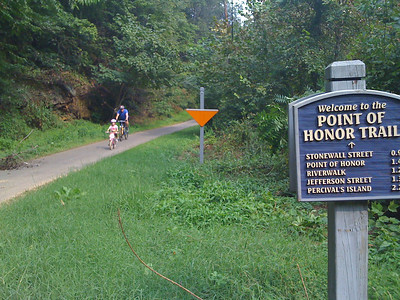 Point of Honor Trail