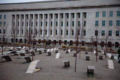 Pentagon 9/11 Memorial