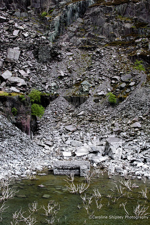 Dinorwic Slate Mine