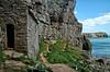 St. Govan's Chapel, St. Govan's Head, Pembrokeshire, Wales