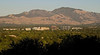 Walnut Creek CA with Mt Diablo behind