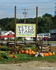 Pete's Vegetable Stand<br /> Route 12