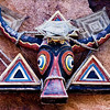 Detail from Expedition Everest ride