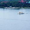 Ariel view of Bay Lake