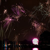 EPCOT Illuminations Reflections of Earth fireworks