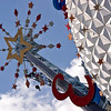 EPCOT sphere detail