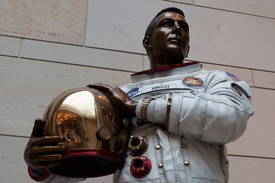 Jack Swigert - In US Capitol Visitor Center
