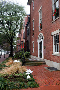 Admiral Farragut residence