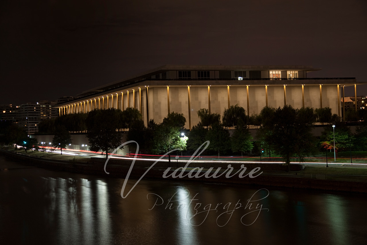 Kennedy Center in Washington DC