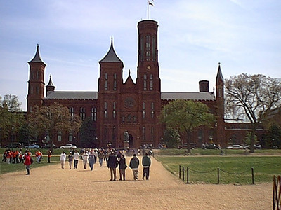 smithsoniancastle