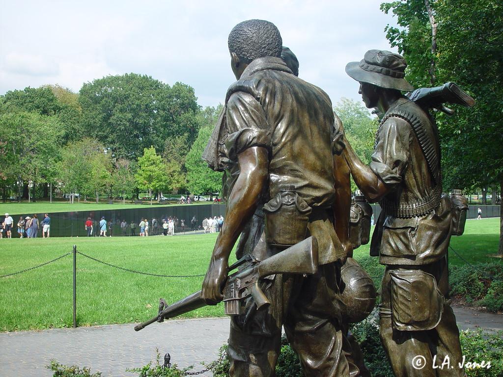 Viet Nam War Memorial