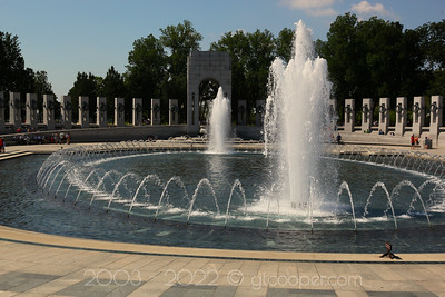 """World War II Memorial"""