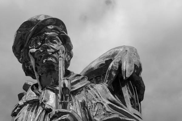 Part of the Hirshhorn Sculpture Gallery.