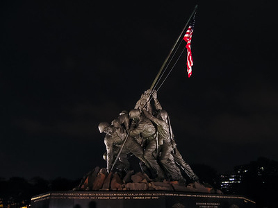 Iwo Gima Memorial
