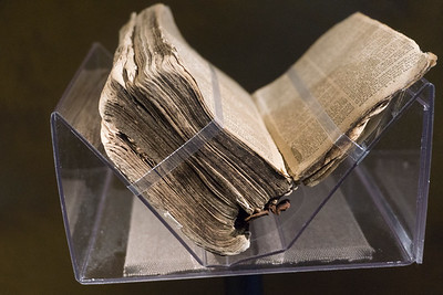 Nat Turner's Bible at NMAAHC
