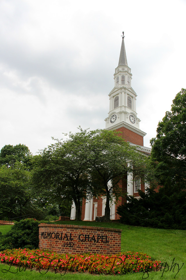 Memorial Chapel, University of Maryland