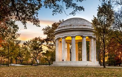 DC WWI Memorial 2016