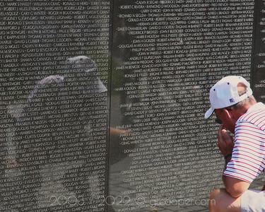 """Vietnam Veterans Memorial"""