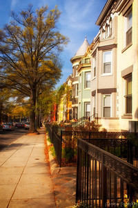Neighborhood near Howard University