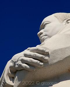 """Martin Luther King, Jr. Memorial""."